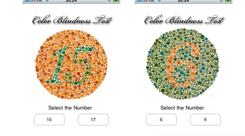How To Tell If You Are Color Blind Chartermenow
