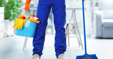 4 Effective Cleaning Tools and Equipment at Home