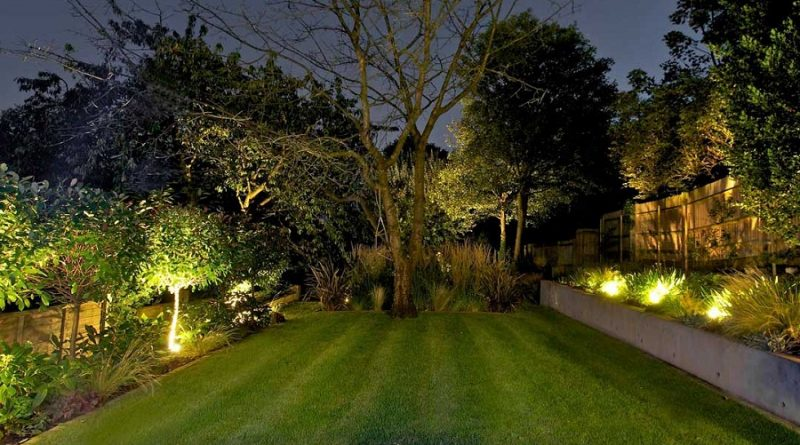 Create Something Magical For Your Garden With LED Outdoor Lighting